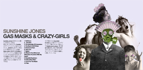 Gas Masks & Crazy-Girls